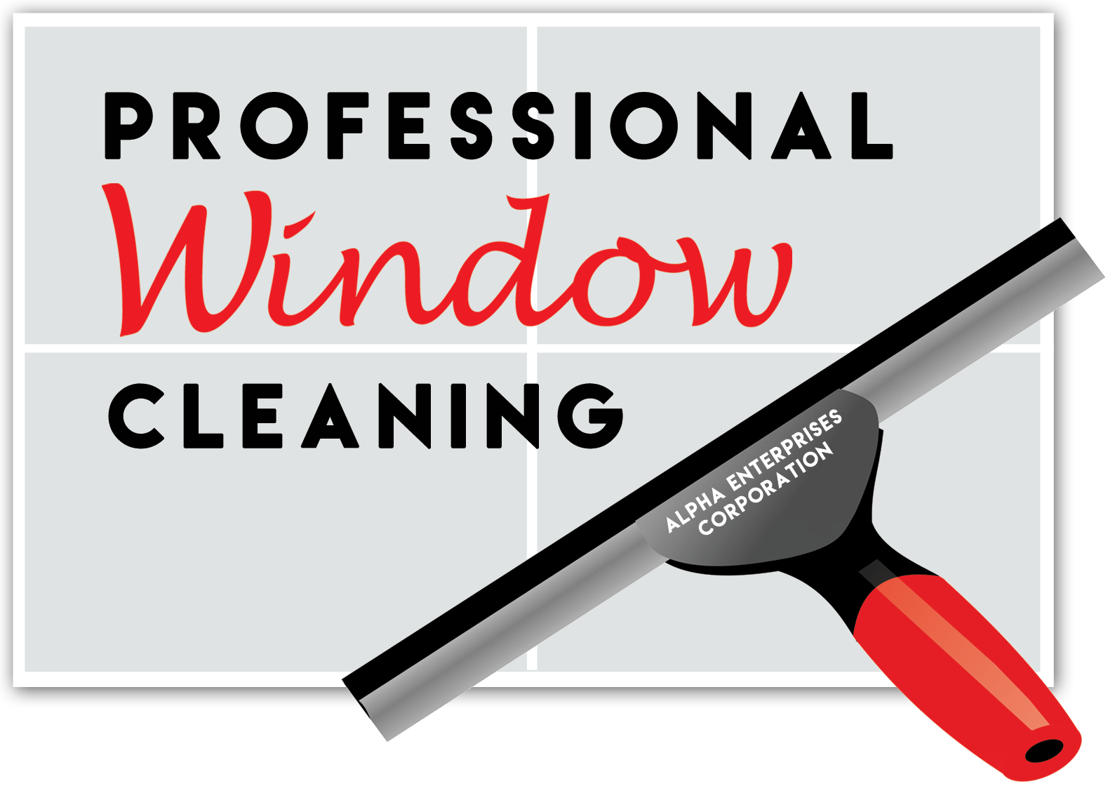 Alpha Enterprises Corporation - Professional Window Cleaning